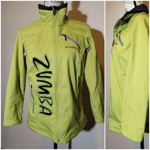 Zumba Columbia Jacket size M